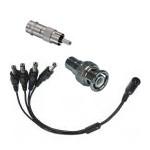 Stecker + Adapter