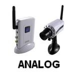 Funkkameras analog