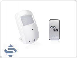 Fotofalle mit PIR, HD-Video, IR 8m, SD Karte 8GB (ST24 PIR02)