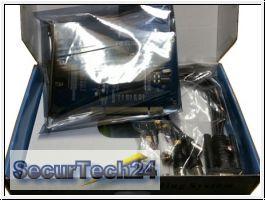 DVR-Karte für 4 Kameras + 4x Audio, 100fps H.264 (3204-PCI)
