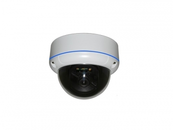 CCTV Dome Überwachungskamera, 600 TVL, SONY CCD,  4-9mm Vario Objektiv (LVDN35SHD)