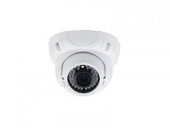 CCTV Dome Überwachungskamera, 800 TVL, SONY CMOS, 30m IR, 2.8-12mm Vario Objektiv (LIRDSSM)