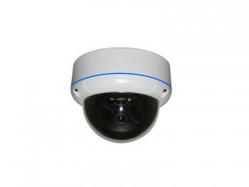 CCTV Dome Überwachungskamera, 700 TVL, SONY CCD,  2.8-12mm Vario Objektiv (LVDN45SHE)