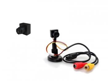 CCTV Mini Überwachungskamera mit Ton, 480TVL, 0.05 LUX, Weitwinkel (MC91A)