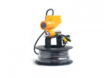 CCTV Unterwasserkamera mit weißlicht LEDs, 420TVL, 92° Sichtwinkel, 20m Kabel (FC001)