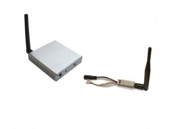 CCTV Funkübertragungsset 5.8GHZ für Minikameras
